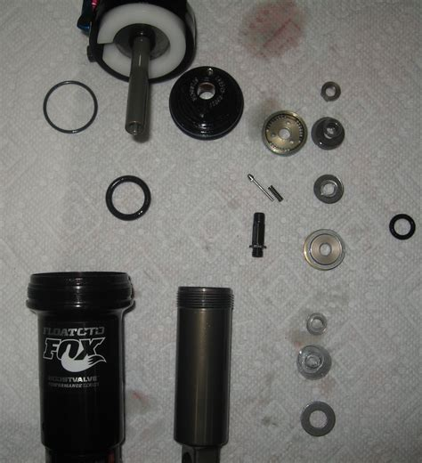 float ctd boost valve rebuild bike help center fox float ctd and rp23 ssd modifications