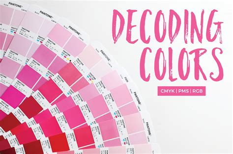 colores cmyk cmyk rgb pms say what understand color terminology