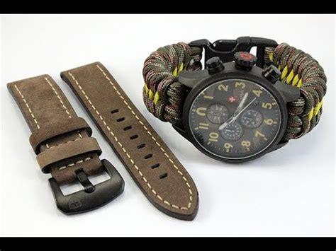 Jam Tangan Qs 6678 5 jam tangan swiss army sa 6678 tali paracord