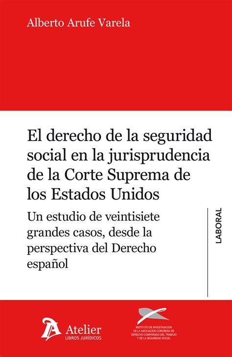 Indice De Compras De La Mba Eeuu by Librer 237 A Dykinson Derecho De La Seguridad Social En La