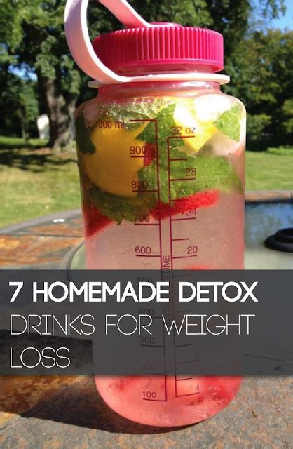 Cheap Detox Drinks For Weight Loss by 7 Detox Drinks For Weight Loss Health Fitness