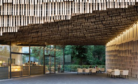 Kengo Kuma Rethinks The Of The Architecture Projects Reshaping Japan Wallpaper