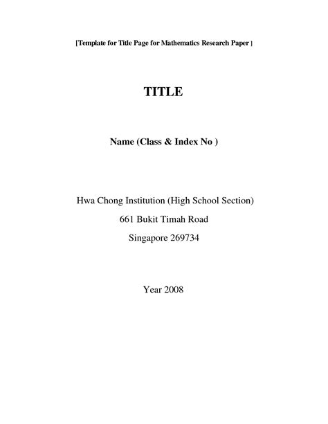 title for a research paper title page for research paper custom writing company