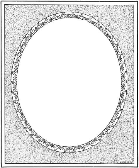 transparent oval frames free vintage digital stamps free vintage digital