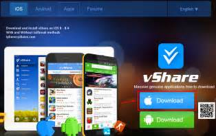 install vshare on ios 8 ios 8 4 with and without jailbreak