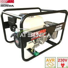 Power Generator Honda 3 1kw Genmac Click Avr Engine