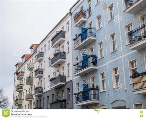 small brick apartment building