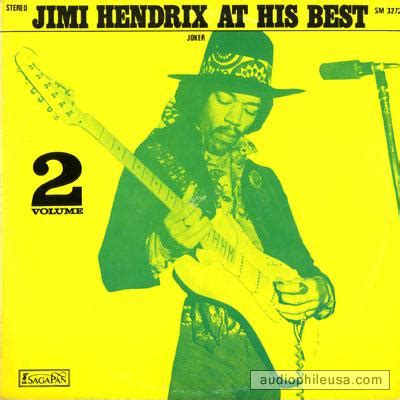 best jimi album jimi jimi at his best volume 2 vinyl