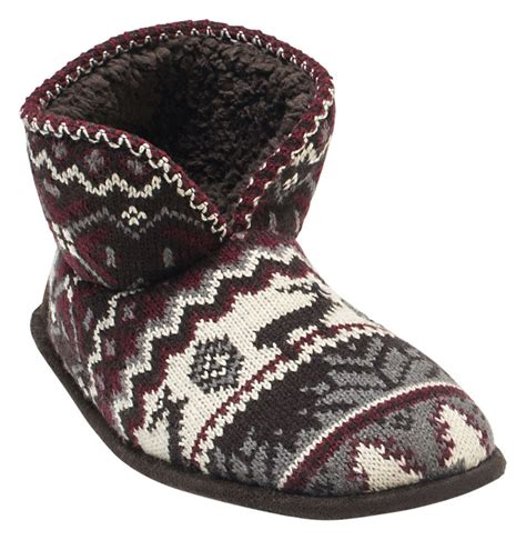 muk luks bootie slippers muk luks s bootie slippers house shoes faux fur