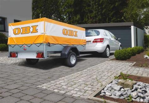 Bauhaus Auto Mieten by Transporter Mieten Bauhaus Services Obi Baumarkt Franken