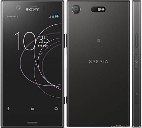 Hp Sony Gsmarena sony xperia xz1 compact pictures official photos