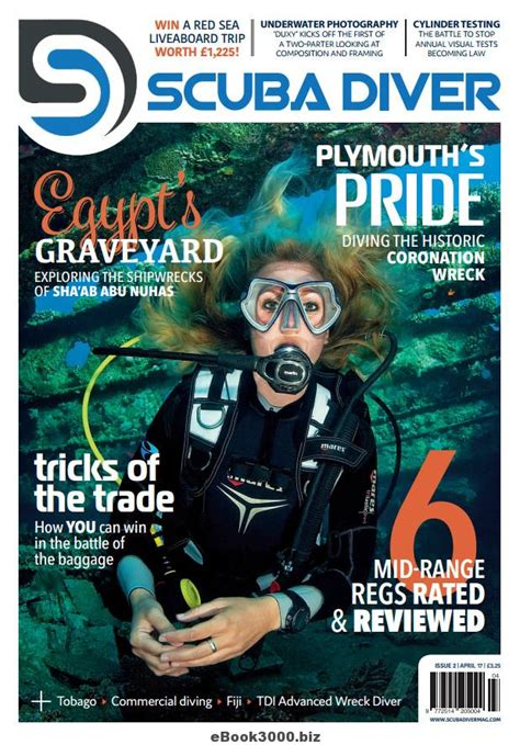 scuba dive magazine scuba diver april 2017 free ebooks ebookee