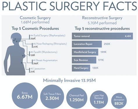 7 Interesting Facts About Cosmetic Surgery by Plastic Surgery Facts Seattle Plastic Surgery