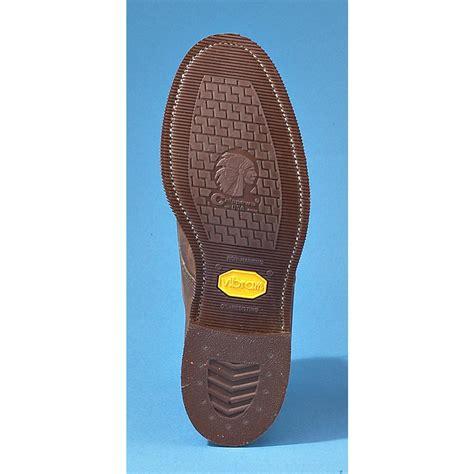 s chippewa 174 6 quot cap toe boots brown