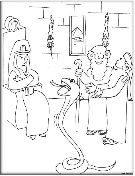 Pharaoh And Moses Coloring Pages by Pharaoh Moses Bible Coloring Pages Pharaoh Best Free