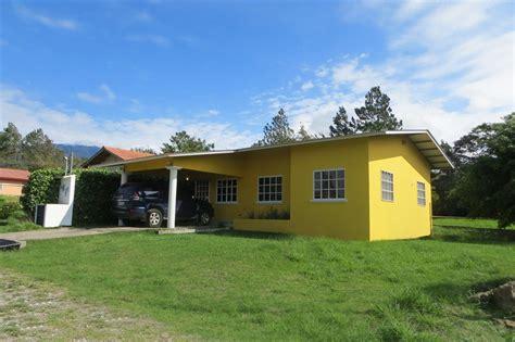 boquete rentals homes for rent in boquete panamaownboquete nice house in alto boquete for rent unfurnished pet