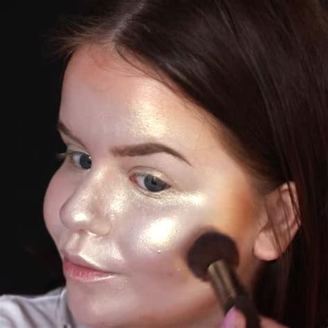 makeup highlighter highlighter makeup saubhaya makeup