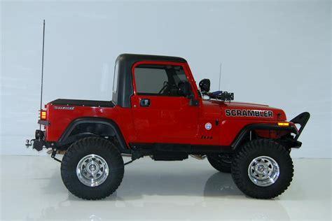 jeep scrambler custom 1990 jeep scrambler custom 162448
