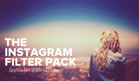 photoshop tutorial instagram filters download this awesome instagram filter pack free today