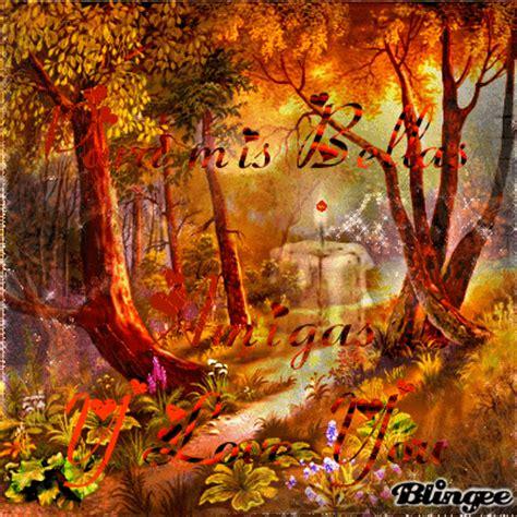 imagenes hermosas de otoño fotos animadas a mis bellas amigas y amigos para compartir