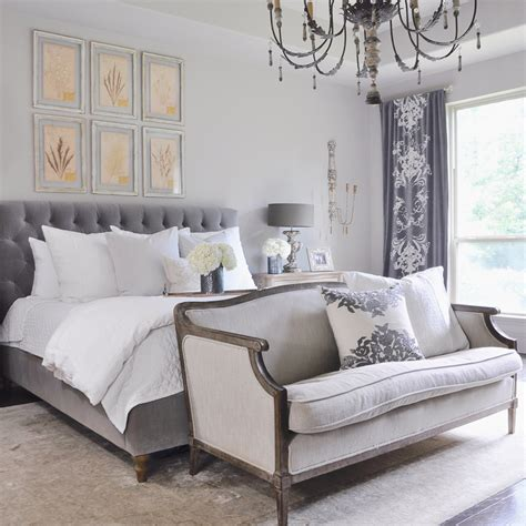 Gray Master Bedroom Pictures