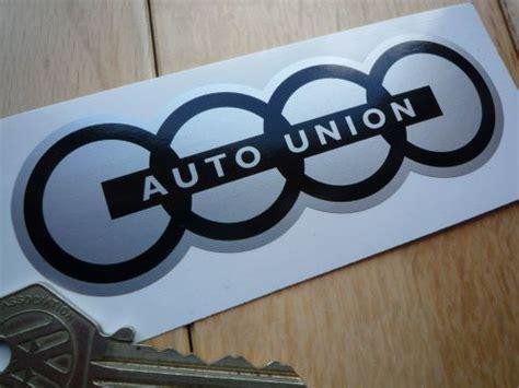 Auto Union Sticker by Ajs Motorcycles Silver Sticker
