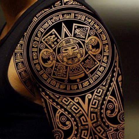 45 energizer aztec tattoos designs ideas amp images picsmine