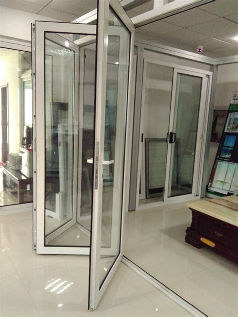 Bi Fold Patio Doors Aluminum Windows And Doors Parts Aluminium Bi Fold Glass Door Glass Patio Door Prices Buy Aluminum And
