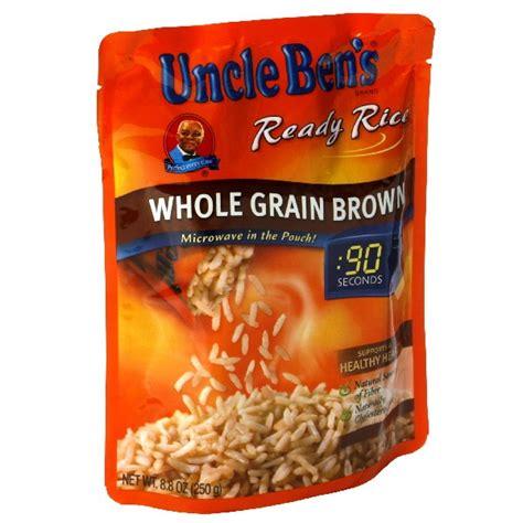 ben s 5 whole grains ben s ready rice whole grain brown