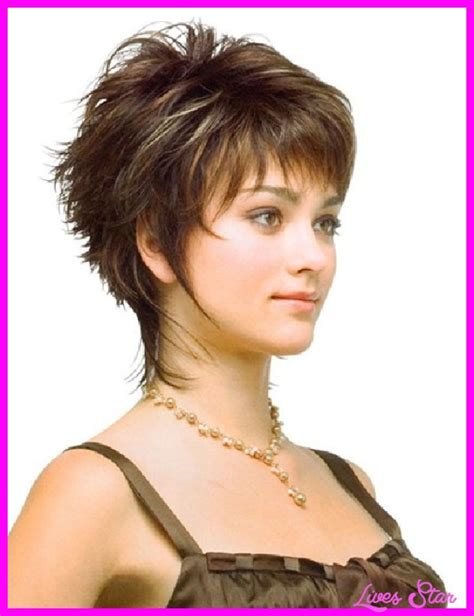 hairstyles for thin hair to make it look thicker short hairstyles thin fine hair livesstar com