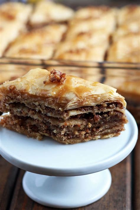 25 great ideas about mediterranean desserts on pinterest baklava recipe greek baklava and