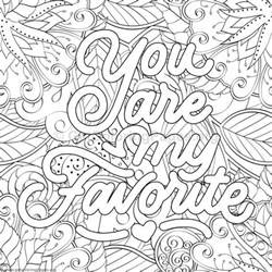 phrase coloring pages inspirational word coloring pages 33 getcoloringpages org