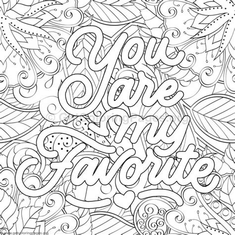 printable inspirational quotes to color inspirational word coloring pages