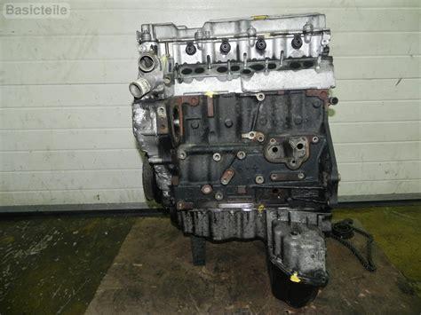 opel frontera engine opel frontera b 2 2dti diesel motor y22dth diesel engine