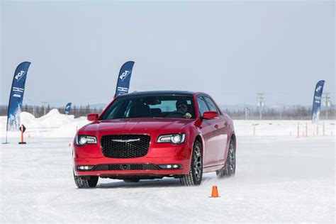 chrysler 300 winter driving chrysler dodge and jeep undergo winter driving boot c