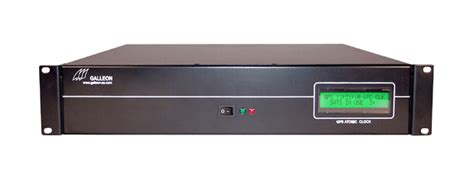 gps atomic clock time server galleon systems