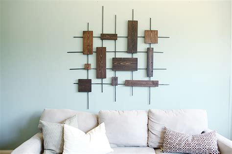 modern wood wall decor modern wood wall