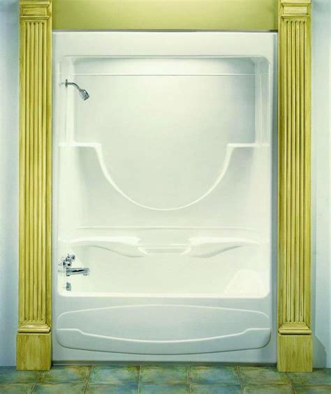 One Bathtub Shower Combo the figaro one tub shower combo huh central can hook you up aaah spa