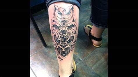 calf tattoo for men 51 mind blowing calf tattoos