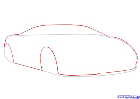How Do You Draw A Lamborghini Step 2 How To Draw A Lamborghini