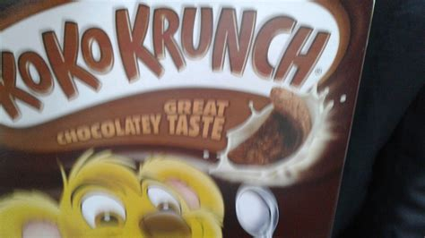 Koko Azizul nestle koko crunch reviews