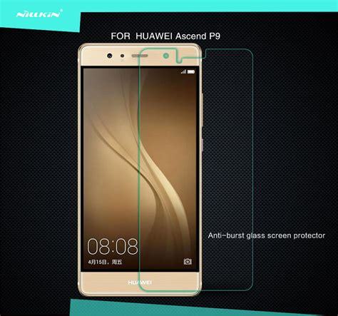 Huawei Ascend P9 Nillkin Tempered Glass 1 nillkin amazing h tempered glass screen protector for