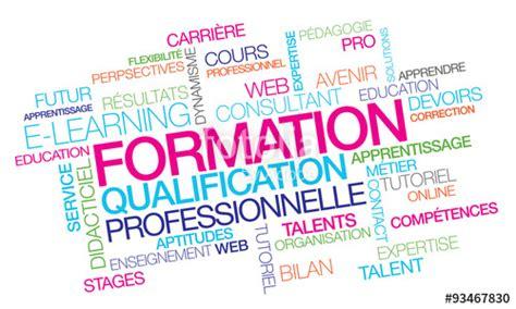 Credit Formation Professionnelle Quot Formation Professionnelle Qualification Emploi Pro E