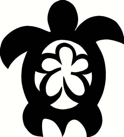 Turtle Outline Vector by Sea Turtle Clipart Outline Clipartxtras