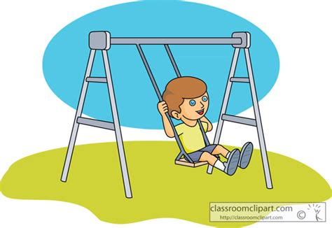 swing clipart playground swing clipart