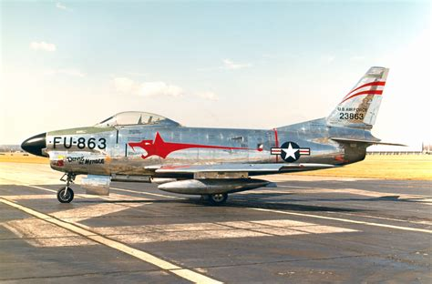 F F S american f 86d sabre gt national museum of the us air
