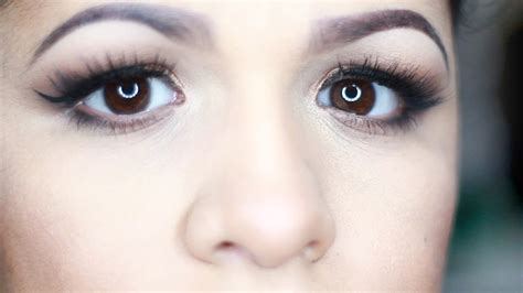 eyeshadow tutorial deep set eyes smokey eye makeup tutorial tips tricks great for