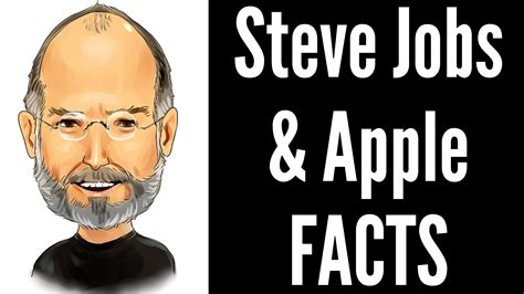 interesting facts steve jobs biography surprising facts about steve jobs apple youtube