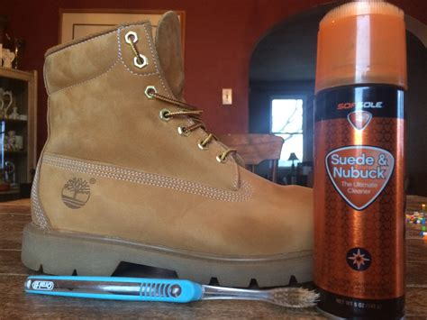 how to clean timberlands other suede boots
