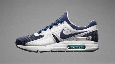 Nike Air Max 29 meet the nike air max zero a shoe 29 years in the